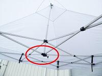 イベント用テント集会用テント3m×3mフリーライズLITEシリーズ【送料無料】イベントテント