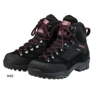 2E幅 キャラバン CARAVAN レディース グランドキング GK8XW 登山靴 山登り トレッキングシューズ 0011898