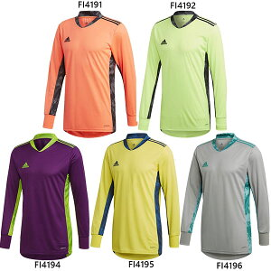 アディダス adidas メンズ レディース アディプロ 20 ゴールキーパー ADIPRO20GK サッカーウェア フットサルウェア トップス 長袖 キーパーシャツ GLE46