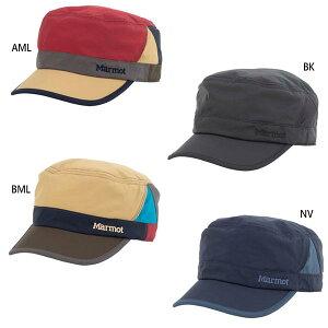 メンズ レディース UV CUT BC Work Cap ビーシーワークキャップ 帽子 アウトドア マーモット Marmot TOAQJC40