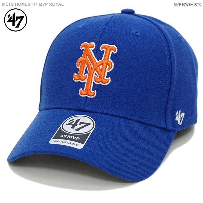 メンズ帽子, キャップ  47 METS HOMES 47 MVP ROYAL47 MLB