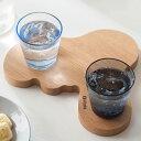 【廃盤】iittala(イッタラ) Alvar Aalto Collection Serving Platter (アルヴァ・アアルト コレクション 木製サービングプラター)
