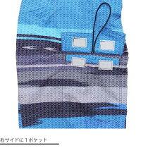 水陸両用サーフパンツ水着メンズ海水パンツ4WAYストレッチボードショーツ