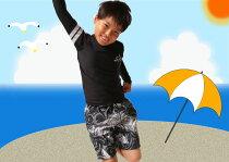 水着キッズサーフパンツ海水パンツ男の子用水着通販