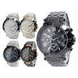 【送料無料】サルバトーレマーラ メンズ腕時計 SM14118 SSWH SSBK PGWH PGBK IPBK 全5色 マルチファンクション【Salvatore Marra】 [受注発注の為 キャンセル・変更・同梱不可]