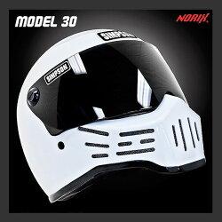 シンプソンヘルメット日本国内仕様M30
