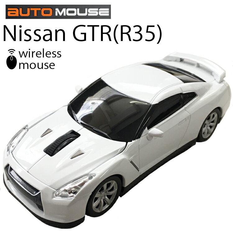 マウス・キーボード・入力機器, マウス AUTOMOUSE GTR R35 2.4GHz