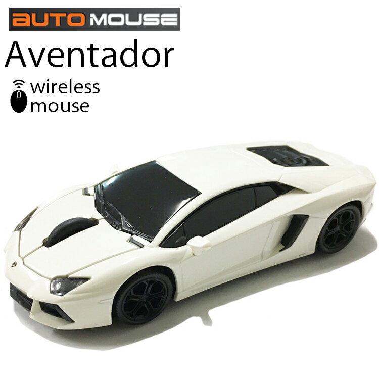 マウス・キーボード・入力機器, マウス AUTOMOUSE AVENTADOR 2.4GHz