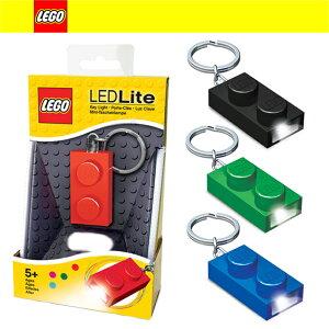【即納】LEDキーライト!レゴブロック型のキーホルダーライト全4色!通勤通学カバンのアクセサ...