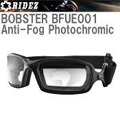 ライズボブスターアンチフォグ調光レンズゴーグルサングラスバイク用2輪