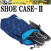 STREAMTRAIL ストリームトレイル シューズケース2 ブルー MARSUPIAL 撥水加工 衝撃保護 Shoe Case【あす楽対応】