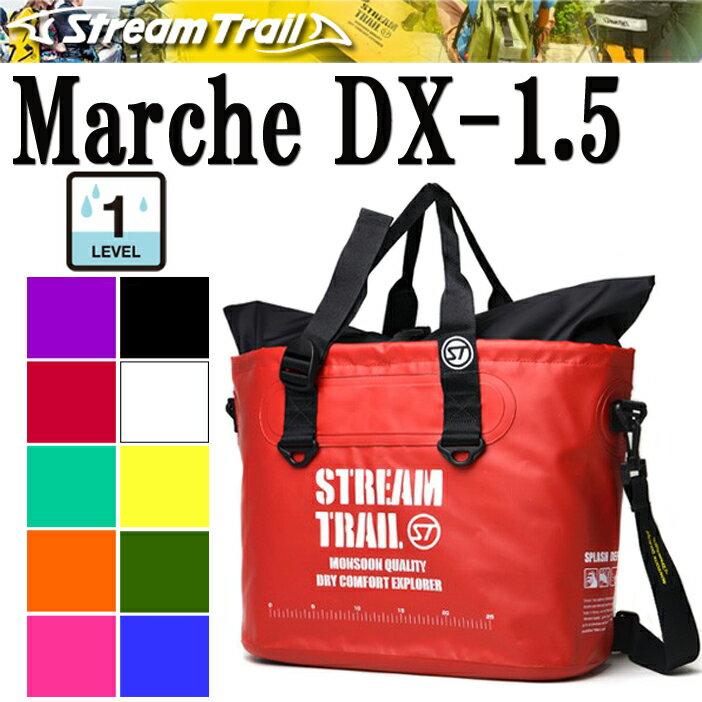 STREAMTRAIL ストリームトレイル マルシェ 防水トートバッグ