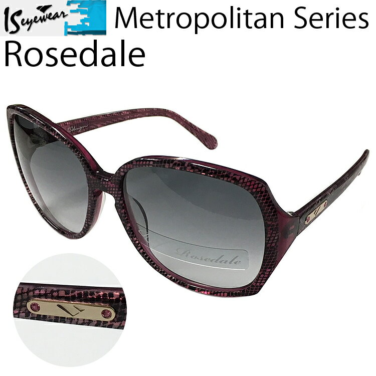 眼鏡・サングラス, サングラス IS Metropolitan Series Rosedale