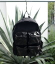 【SALE 20%OFF】 beta post (ベータポスト) Homeless Back Pack (ホームレスバックパック) 【BLACK】【送料無料】