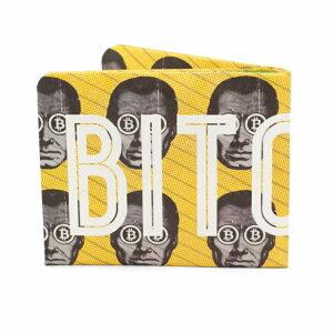 Paperwallet ペーパーウォレット Tyvek 製 財布 Art 【BITCOIN】