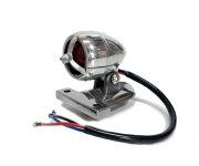 アルミ鋳造ヴィンテージテールランプ/ハーレーアメリカンチョッパーブレットタイプラット/ビンテージ復刻旧車ショベル