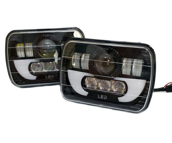 ライト・ランプ, ヘッドライト LED DRL SW20 AE86 KP61 JZA70 B310 FC3S 180SX