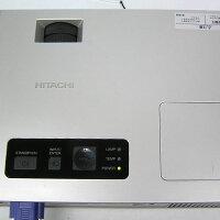 □■□HITACHI2500lmプロジェクターCPX5JF【中古】画像4
