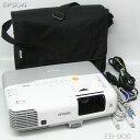 □■□限定特価品//EPSON 3000lm HDMI プロジェクター EB-900 ランプ点灯時間(ノーマル:104h/エコ:30h) 推奨品【中古】設定初期化、即使用可!