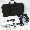 □■□EPSON【EB-1776W】ランプ点灯時間(節電モード、オフ:187h/オン: 40h) 推 ...