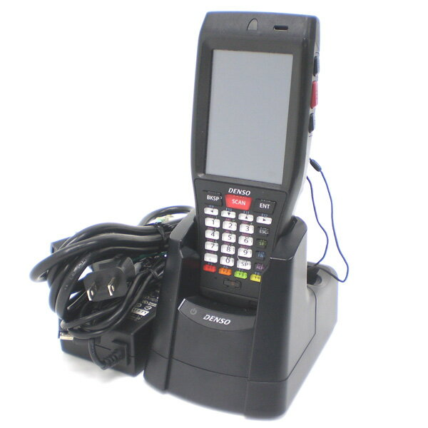 オフィス機器, バーコードリーダー DENSO 2 BHT-1261QWB-CE