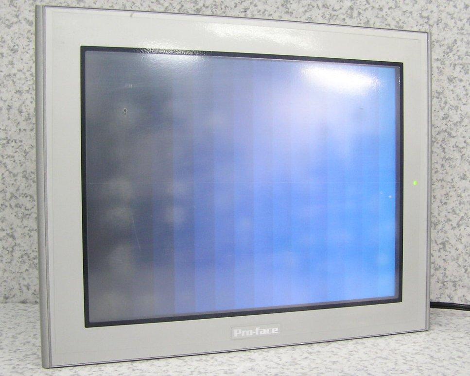 パソコン・周辺機器, ディスプレイ Pro-face 10.4 AGP3500-T1-D24