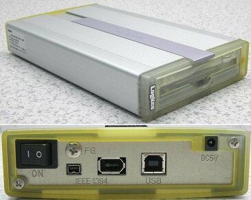 □■Logitec/ロジテック IEEE1394&USB2.0 外付1.3GB MOユニット LMO-A1354FU2 【中古】