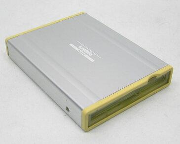 □■Logitec/ロジテック USBバスパワー 外付640MB MOドライブ LMO-PBA630U動作良好! 【中古】