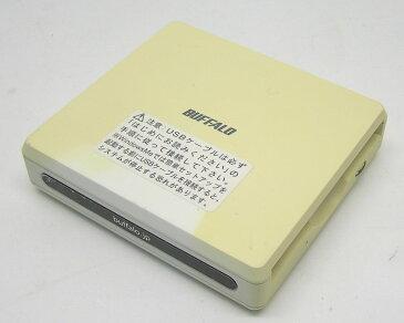 □■BUFFALO 1.3GB USB2.0バスパワー MOドライブ MO-PL1300U2 焼有 【中古】