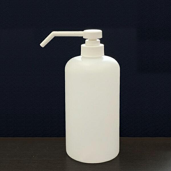 プラスチック容器シャワーポンプ霧ポンプ容器800cc原色KPY800PE-S