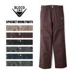 BLUCOWORKGARMENT/ブルコWORKPANTS-5pocket/5ポケットワークパンツOL-003・5color
