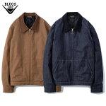 BLUCOWORKGARMENT/ブルコCOTTONWORKJACKET/シンサレート入りワークジャケット・2color
