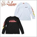 COOKMAN/クックマンLongsleeveT-shirts「FLAMBE」/ロングスリーブTシャツ・2color