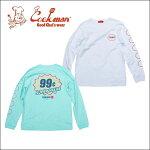 COOKMAN/クックマンLongsleeveT-shirts「SUPERVALUE」/ロングスリーブTシャツ・2color