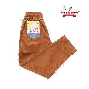 COOKMAN/クックマン Chef Pants/シェフパンツ・「Corduroy」 BROWN