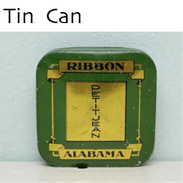 tin缶 小物入れ アンティーク