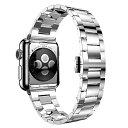 【送料無料】HOCO Apple watch 薄型(2mm)&軽量(65g) 3コマタイプ/Slim-fit Metal Apple Watchband(3Pointers) for Apple Watch アップルウォッチ ベルト バンド  02P01Oct16