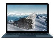 マイクロソフトSurfaceLaptop[サーフェスラップトップノートパソコン]OfficeH&Bあり13.5型Corei5/256GB/8GBコバルトブルーDAG-00094