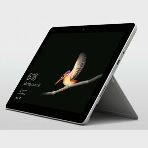 マイクロソフト Surface Go Pentium Gold/8GB/128GB シルバー MCZ-00014