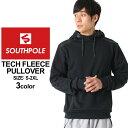 サウスポール パーカー プルオーバー 無地 メンズ|大きいサイズ USAモデル ブランド SOUTH POLE|アメカジ XL XXL LL 2L 3L (clearance)