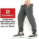 サウスポール ジョガーパンツ スウェット スポーティ メンズ 9001-1591S|大きいサイズ USAモデル ブランド SOUTH POLE|スウェットパンツ スポーティー XL XXL LL 2L 3L