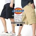 Dickies ディッキーズ ハーフパンツ メンズ ハーフパンツ メンズ カーゴ 大きいサイズ メンズ [ディッキーズ ハーフパンツ Dickies ハーフパンツ カーゴパンツ ハーフ ショートパンツ メンズ 11inch REGULAR FIT XL XXL LL] (USAモデル) (wr556)