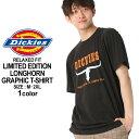 【送料299円】 Dickies ディッキーズ tシャツ メンズ ブランド 半袖tシャツ 大きいサイズ メンズ tシャツ アメカジ tシャツ ロゴt ブランド ロゴtシャツ dickies tシャツ XL XXL LL 2L 3L (USAモデル)