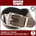 【送料299円】 Levi's リーバイス ベルト メンズ 本革 ベル...
