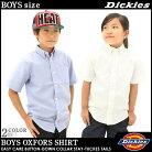 【Dickies Boys】 ディッキーズ ボーイズ シャツ 半袖 [Dickies ディッキーズ ボーイズ キッ…