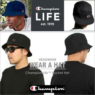 【2点で送料無料】チャンピオンChampionハットメンズ大きい《Championh0806》バケットハットチャンピオン大きいサイズハットチャンピオン帽子キャップメンズリップストップChampionusaチャンピオンハット