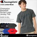 Champion チャンピオン tシャツ メンズ 半袖 ブランド [チ...