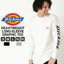 Dickies ディッキーズ ロンt メンズ ブランド tシャツ メンズ 長袖 アメカジ tシャツ ロゴt 長袖tシャツ 大きいサイズ メンズ tシャツ【COP】