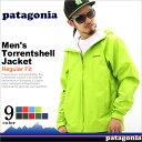 【送料無料】 パタゴニア Patagonia パタゴニア トレントシェルジャケット トレントシェル パタゴニア マウンテンパーカー メンズ 大きいサイズ アウトドア 防寒 撥水 (patagonia-83801)