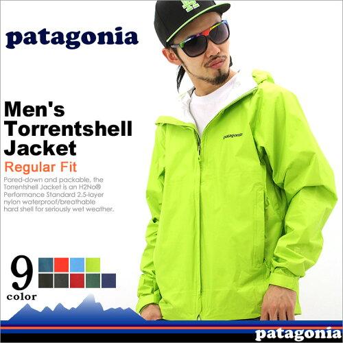 パタゴニア Patagonia パタゴニア トレントシェルジャケット トレントシェル パタゴ...